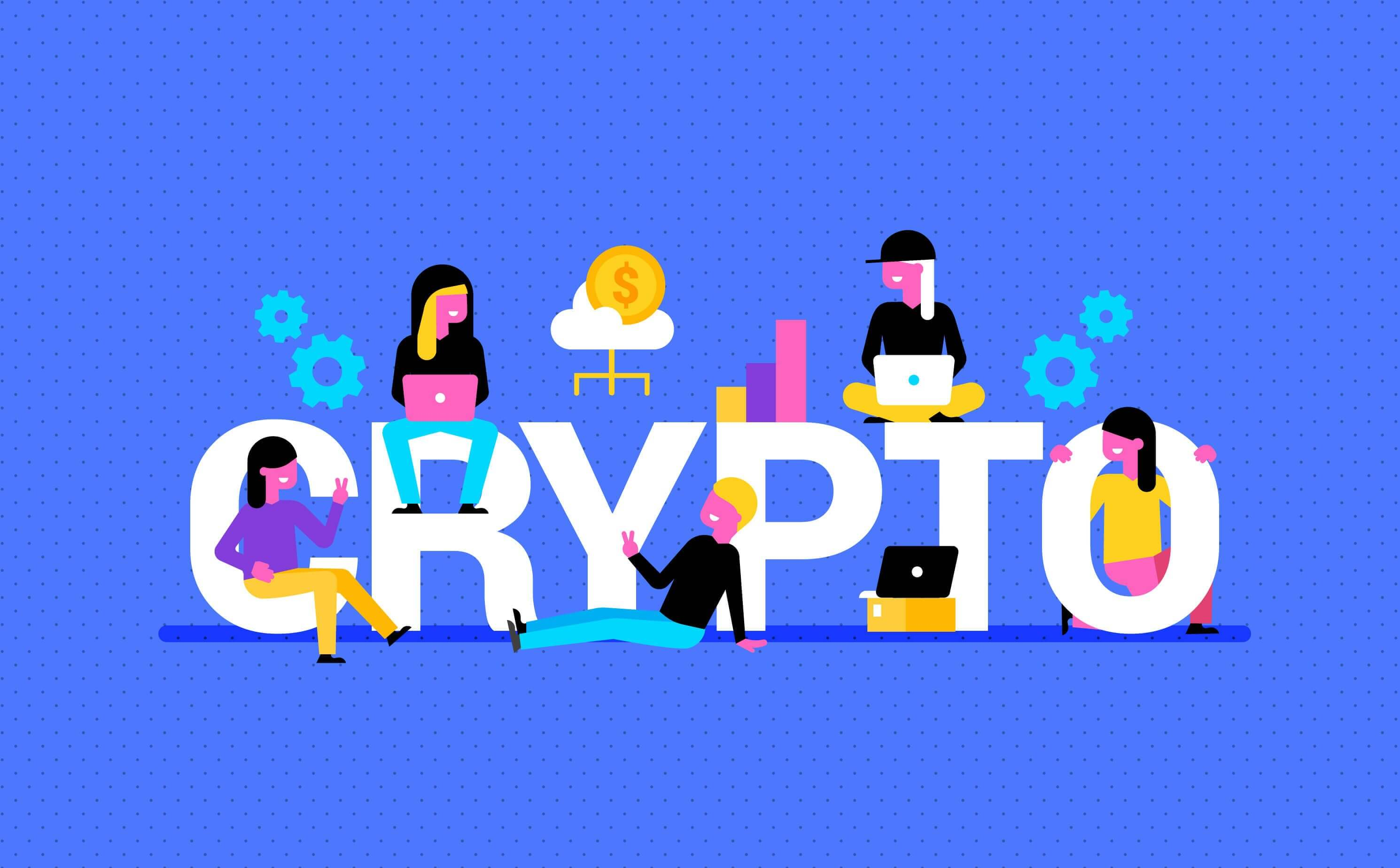 Cryptocurrency Definition? How to Buy and Sell Crypto on IQ Option