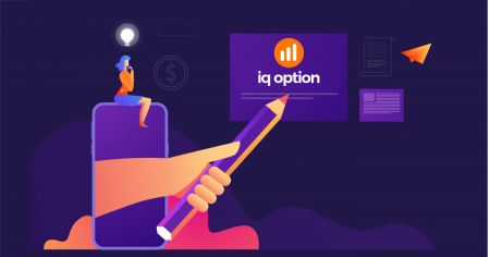 How to Create an Account and Register with IQ Option
